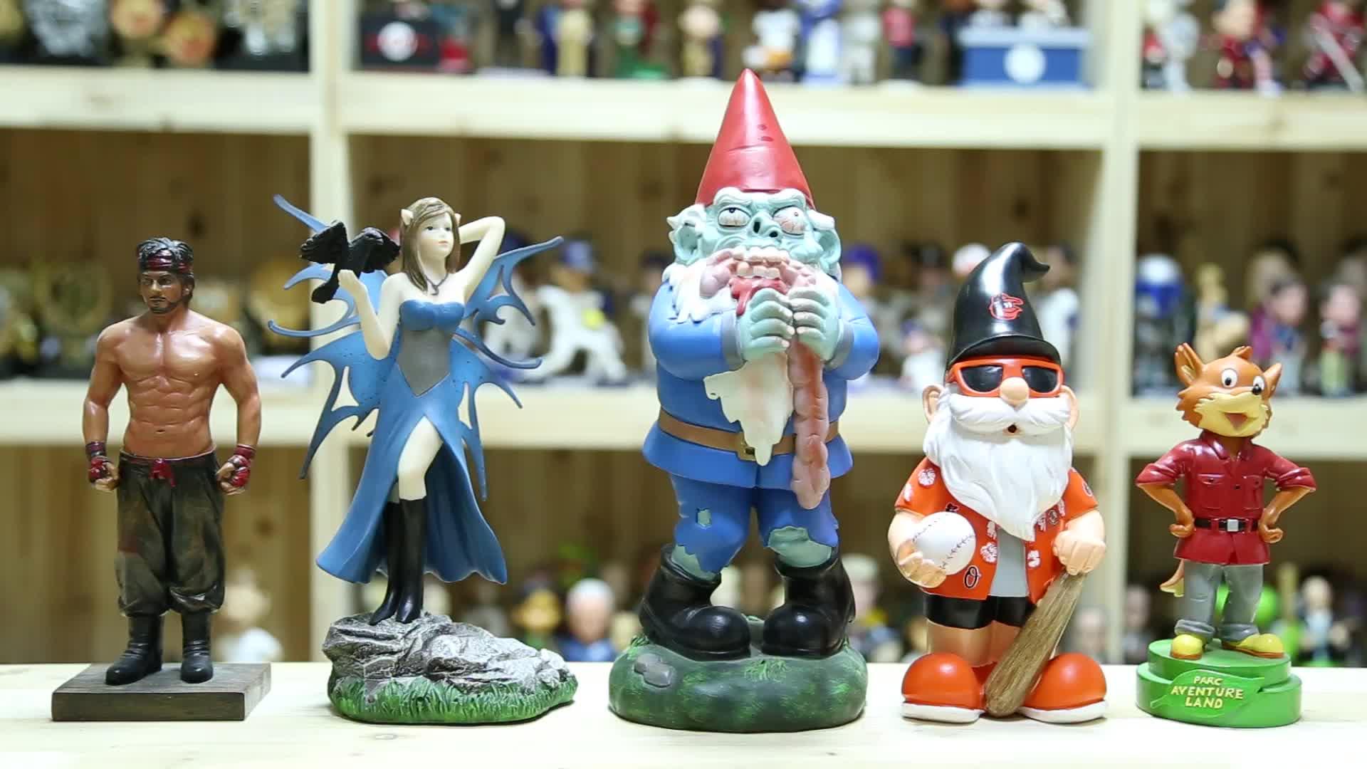 Naughty Dansen Gnome
