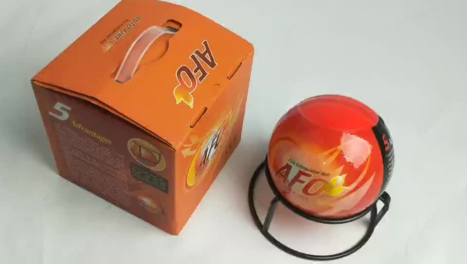 1.3kg Small Dry Powder Fire Ball Anti Auto Fire Fighting Extinguisher Ball