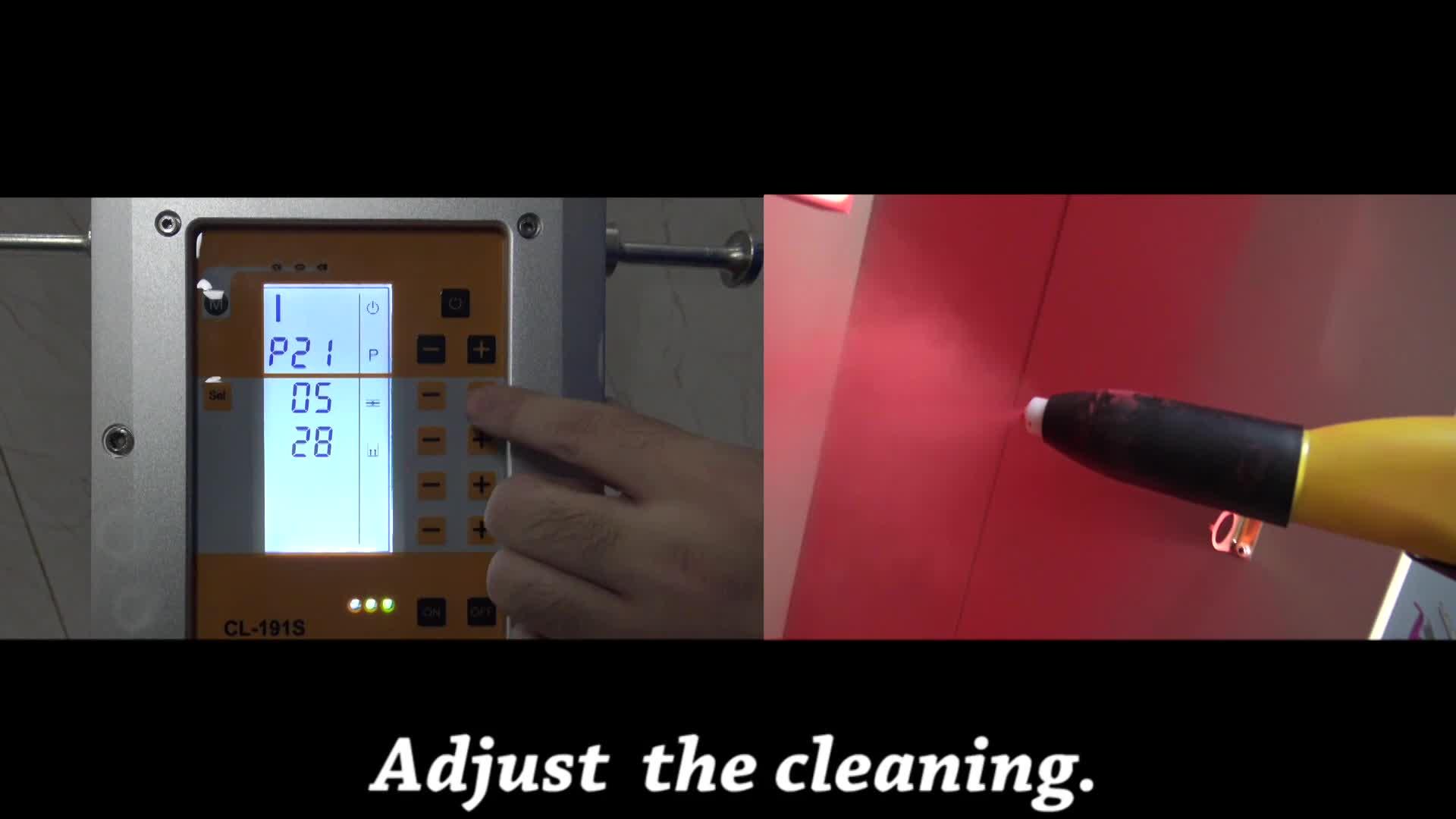 קטן אבקת ציפוי כוס לבדיקת מעבדה אבקת תרסיס מכונה