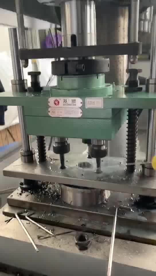 YDZ-30 2 Automatic double hands Hydraulic drilling machine