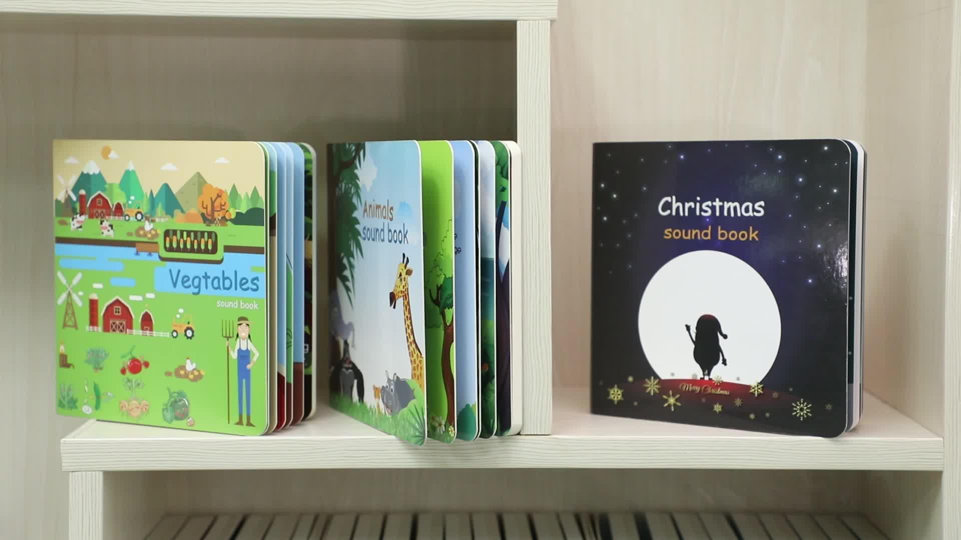 In età prescolare Educativi Personalizzato libro Sano per i bambini di Apprendimento