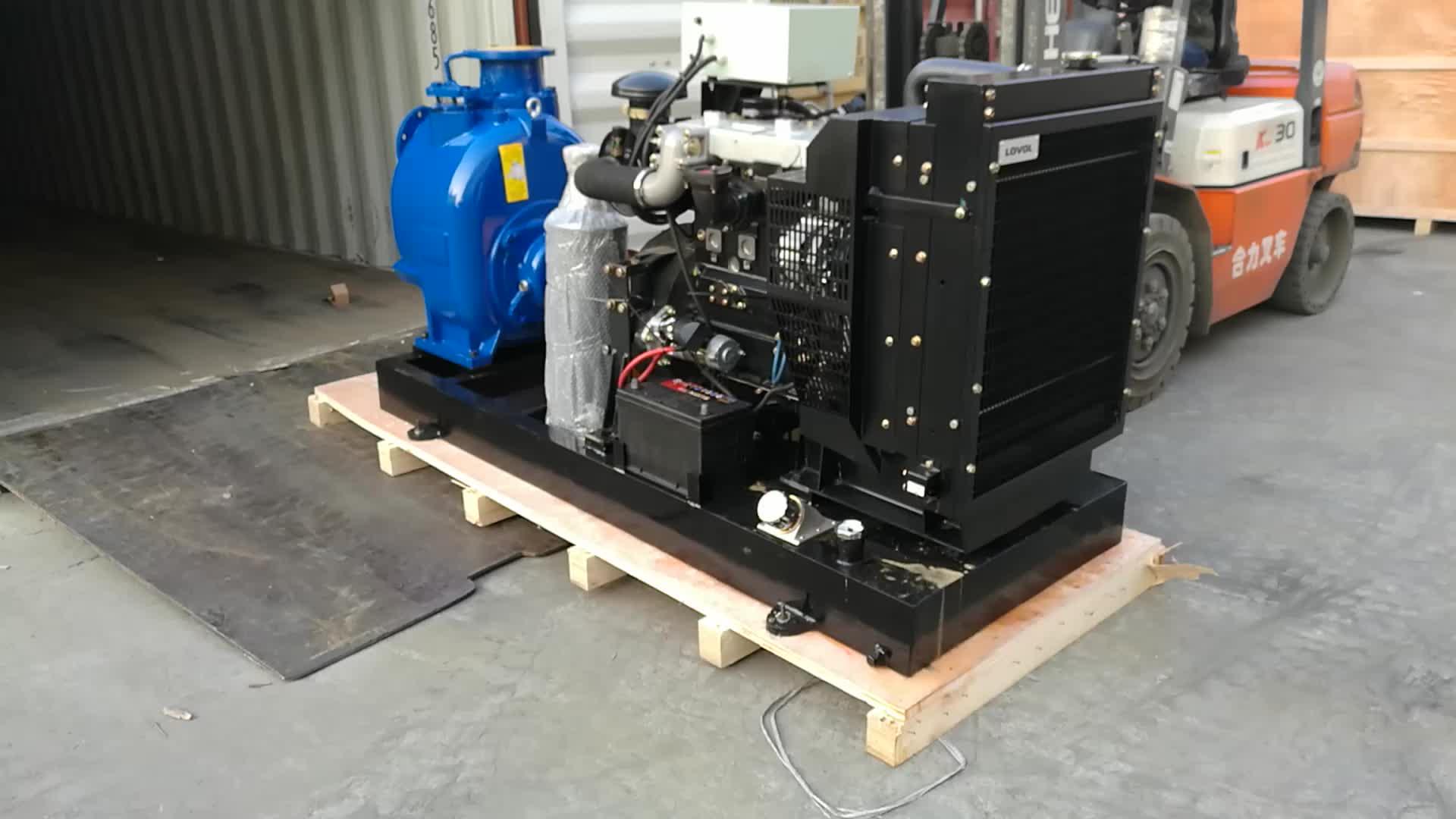 Deutz không khí làm mát động cơ F4L912