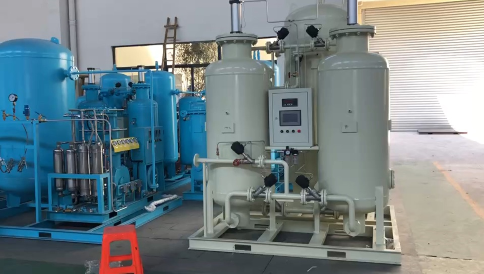 VPSA Zuurstof Generator Stikstof Generator met Vulling Station