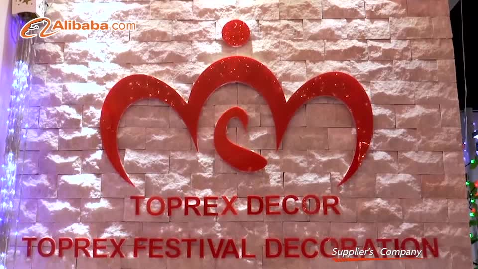Decoration Di Natale Light Festival Hanging Led Outdoor Christmas