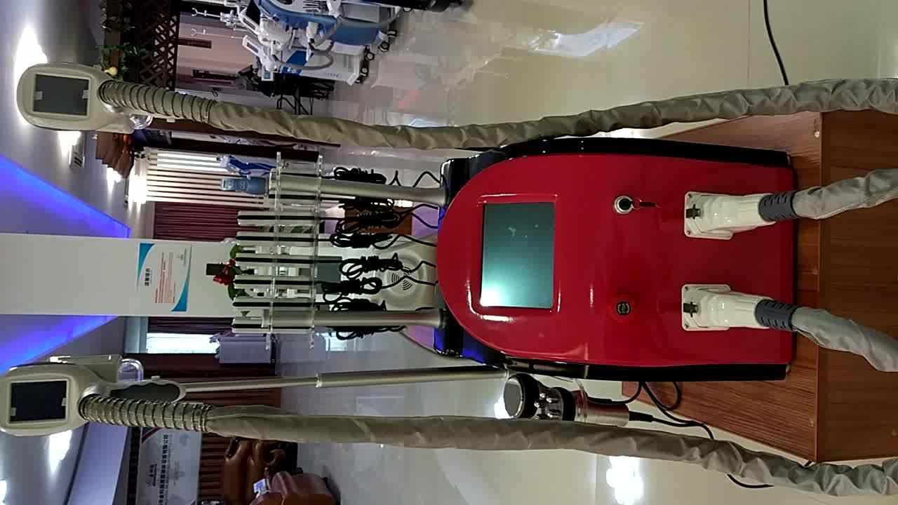 Cryolipolysis slimming machine vacuum cavitation, criolipolisis frozen slimming machine