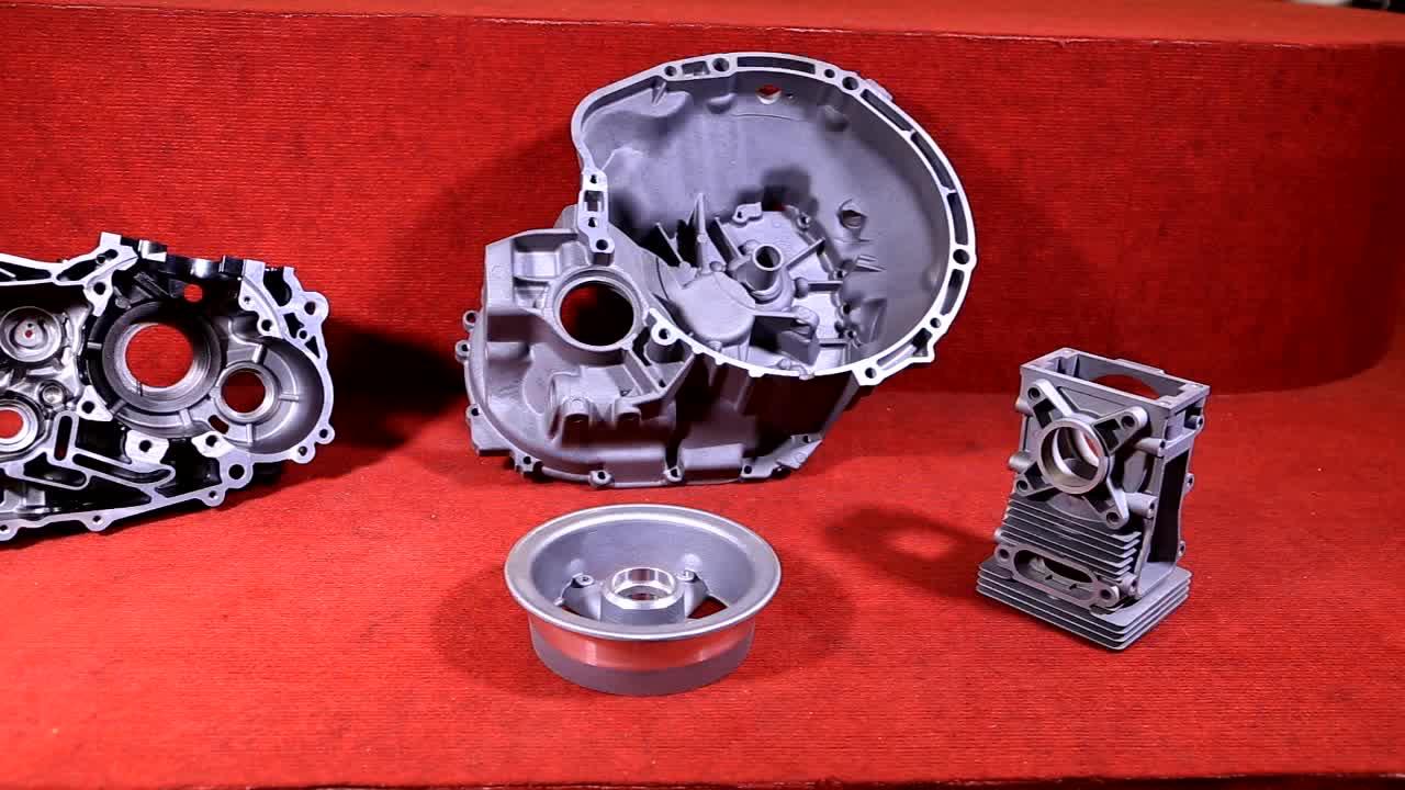 Supply OEM gegoten aluminium koelvloeistof flens voor auto 1.8 T vw 06A121132AP