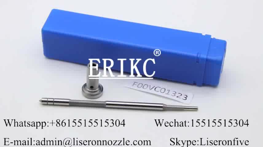 F00VC01323 P style original valve F 00V C01 323 and needle valve FooV C01 323 for 0445110166