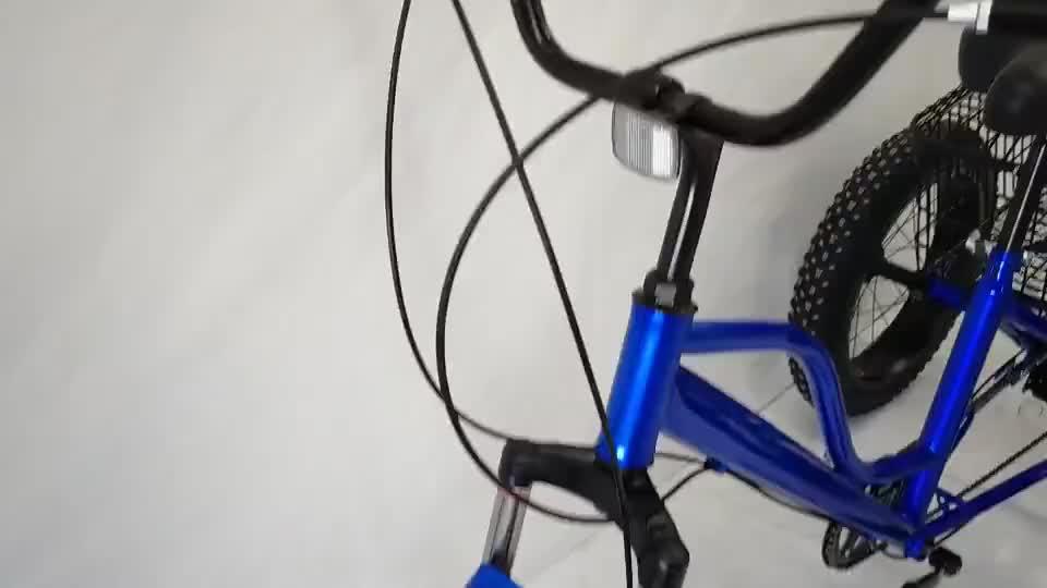 Toptan tedarik yetişkin üç tekerlekli bisiklet altı hız bisiklet/uygun yetişkin üç tekerlekli bisiklet koltuk büyük/yetişkin üç tekerlekli bisiklet üç tekerlekli 26 inç