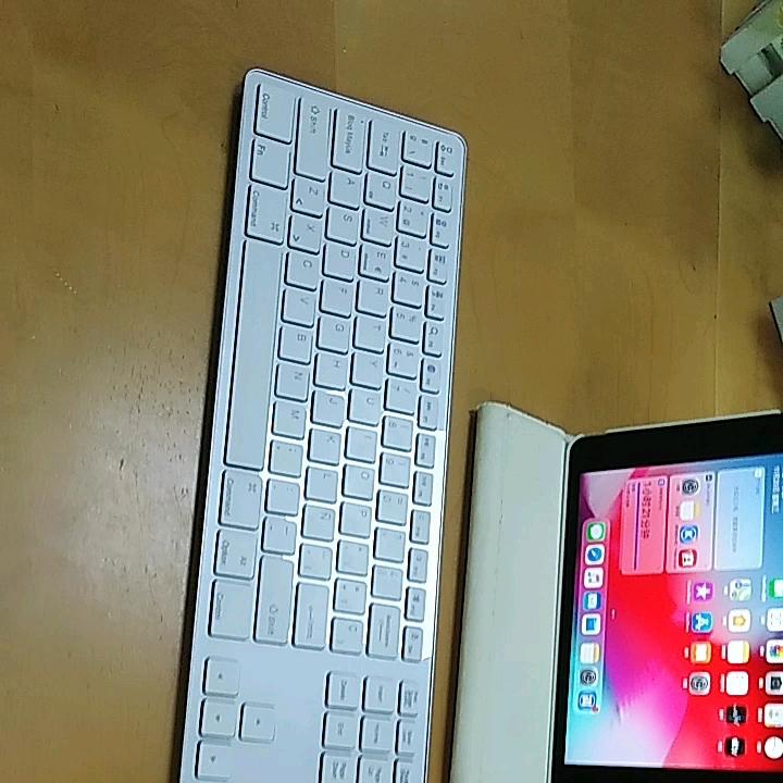 Pieno sottile portatile di serie abs 109 KEYS US COREANO GERMANIA tastiera senza fili di Bluetooth per imac