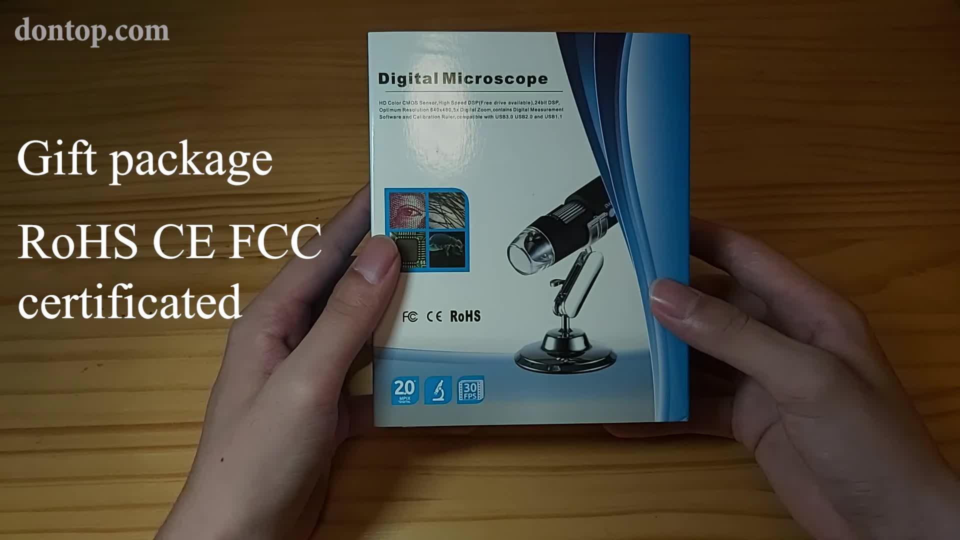 Tốc Độ cao DSP CMOS USB Kính Hiển Vi