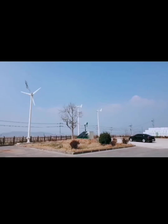 FD5.0-5000 Turbin Angin Sumbu Horizontal Generator 5kW