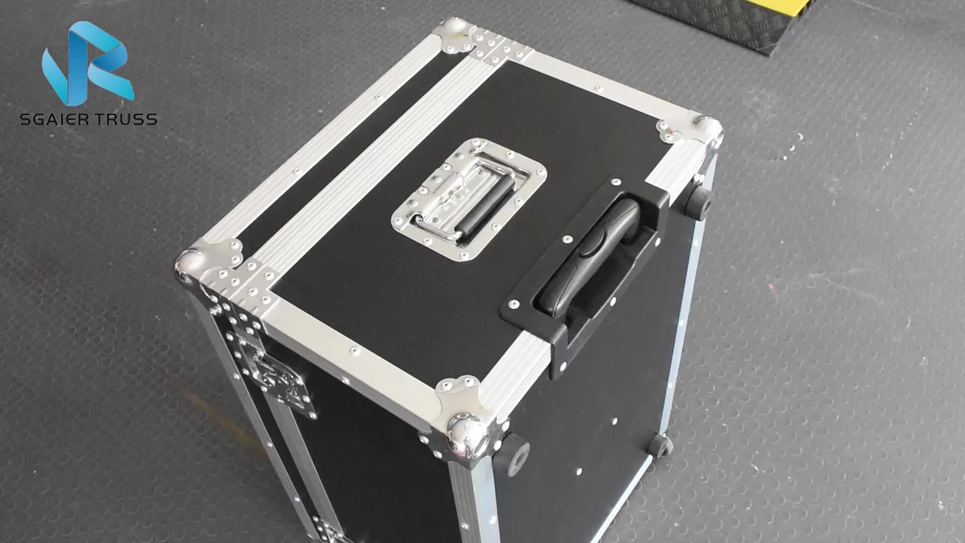 durable  J8+JSUB Line array flight case