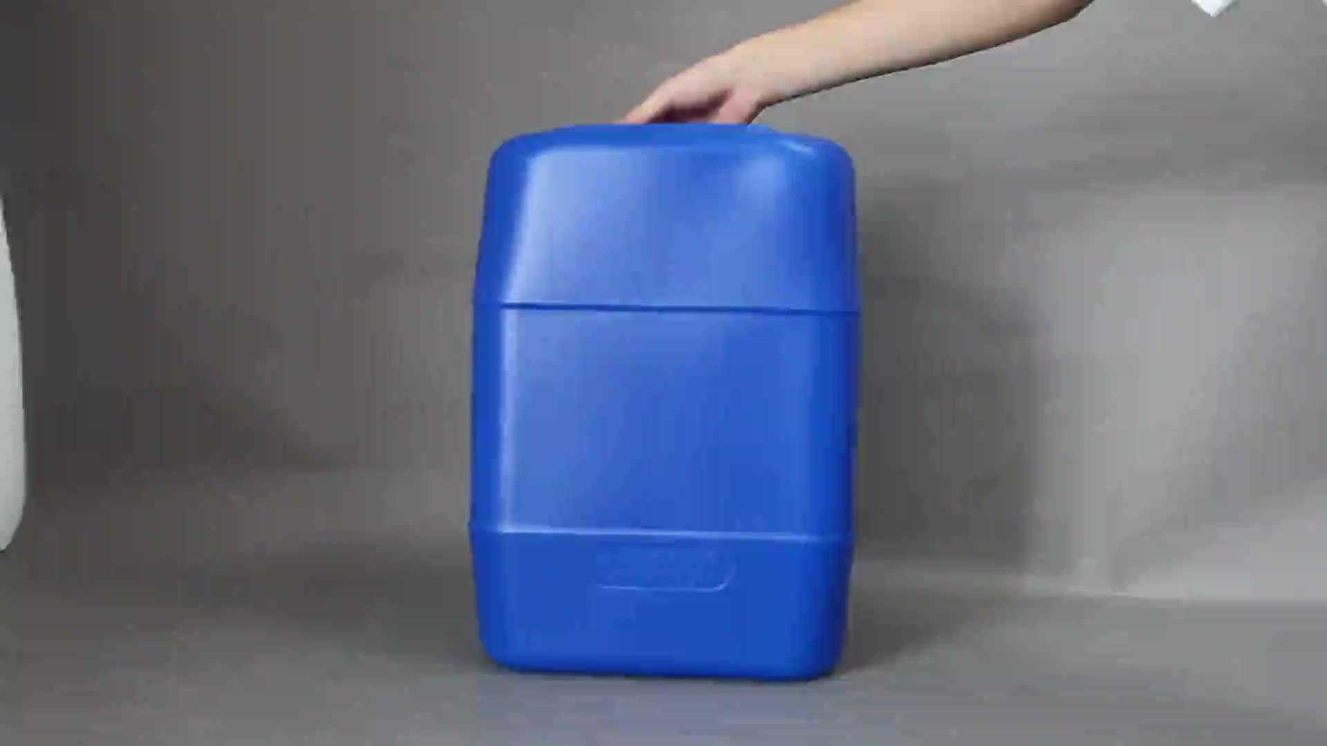 공장 가격 200 L 블루 플라스틱 배럴 드럼 산업