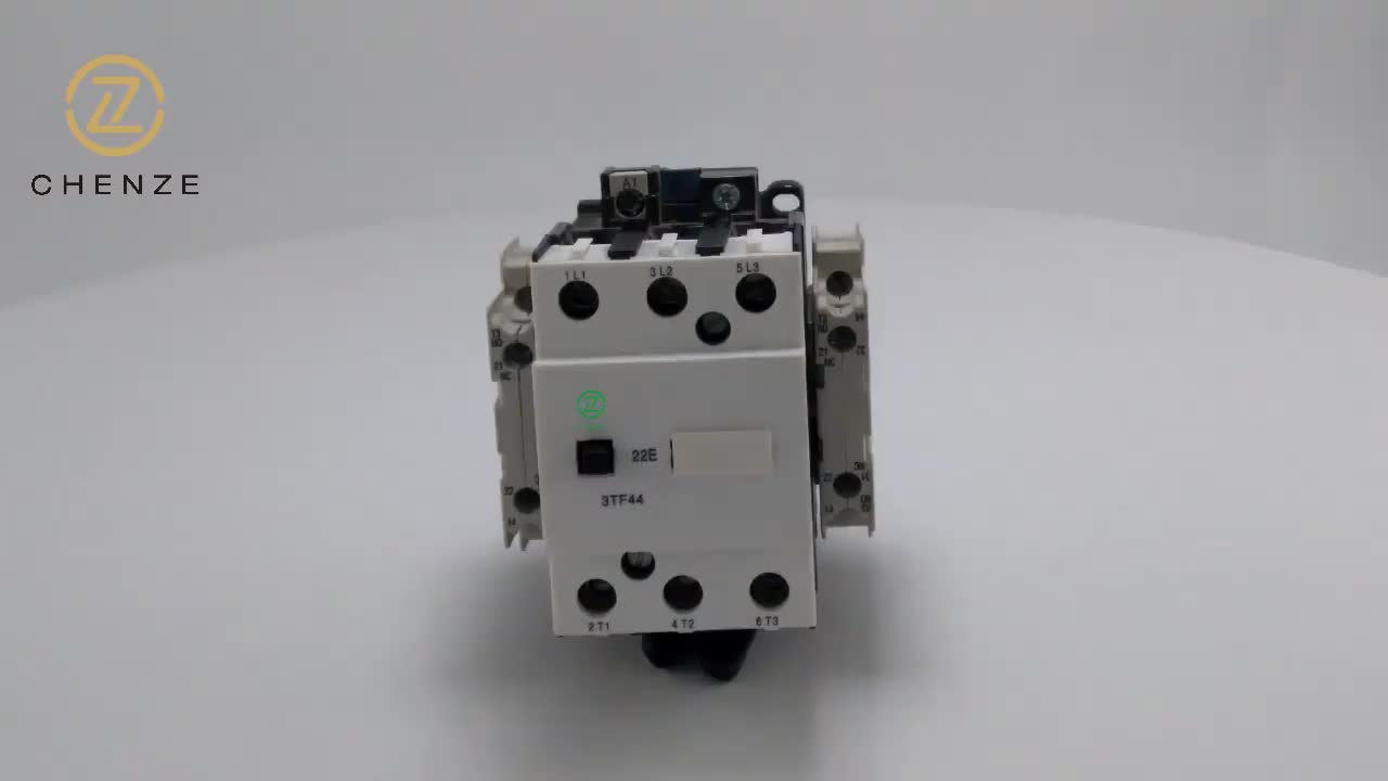 3TF-44 AC Magnetic Electrical Contactor Siemens