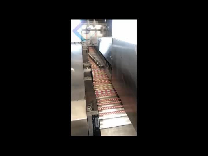 เครื่องดัดฟางกระดาษความเร็วสูง