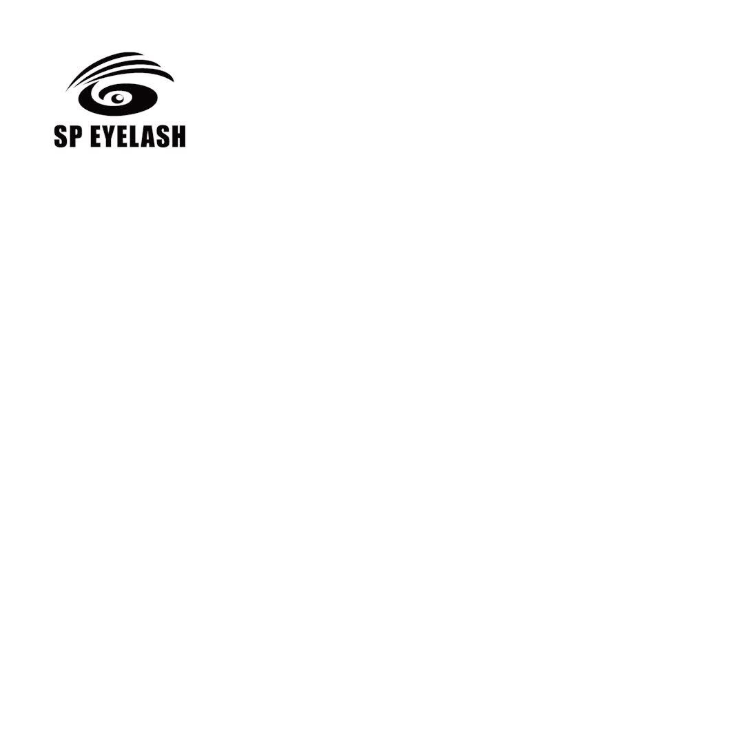 Lagerung Diamant Schublade Schwarz Leere Magnetische Flüssigkeit Eyeliner Wimpern Wimpern Verpackung Box