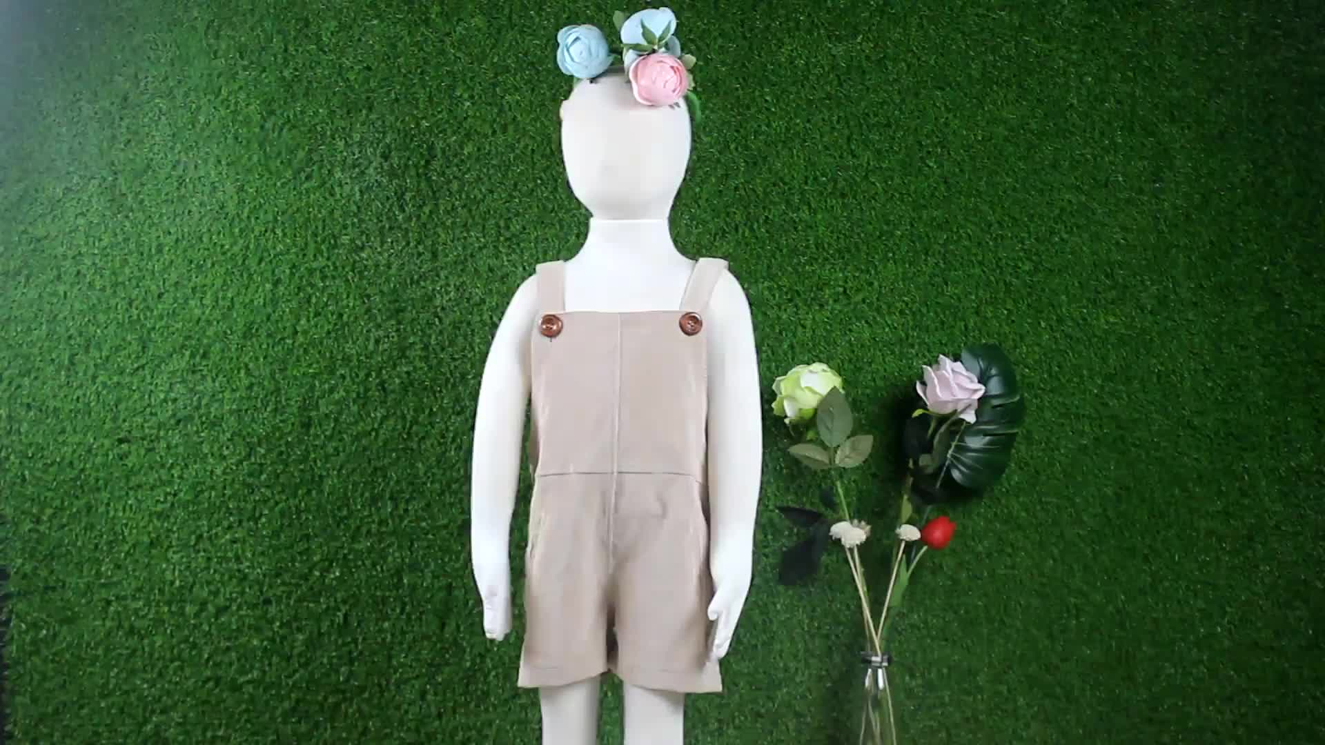 baby clothes newborn romper pajamas baby clothing wholesale boutique corduroy toddler playsuits