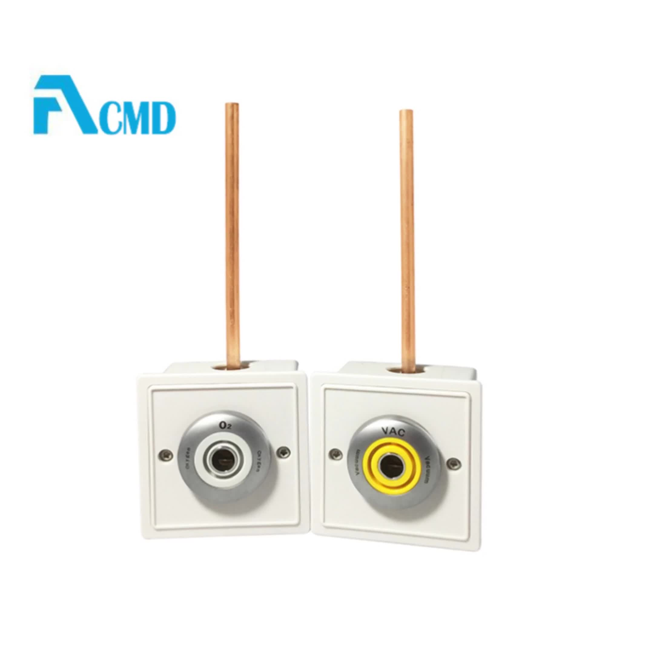 British Standard Hospital Gas Adapter CO2 Medical Gas Outlet