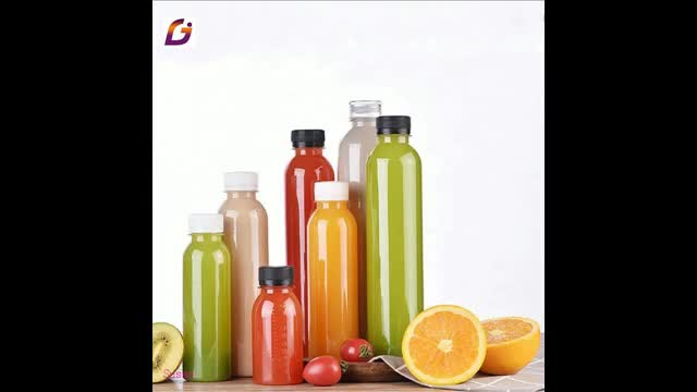 Low price pet bottle juice
