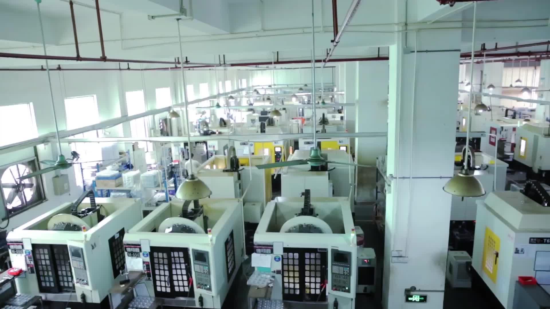 Atacado fábrica de OEM CNC usinagem de peças de Alumínio Anodizado CNC usinadas peças de metal serviços
