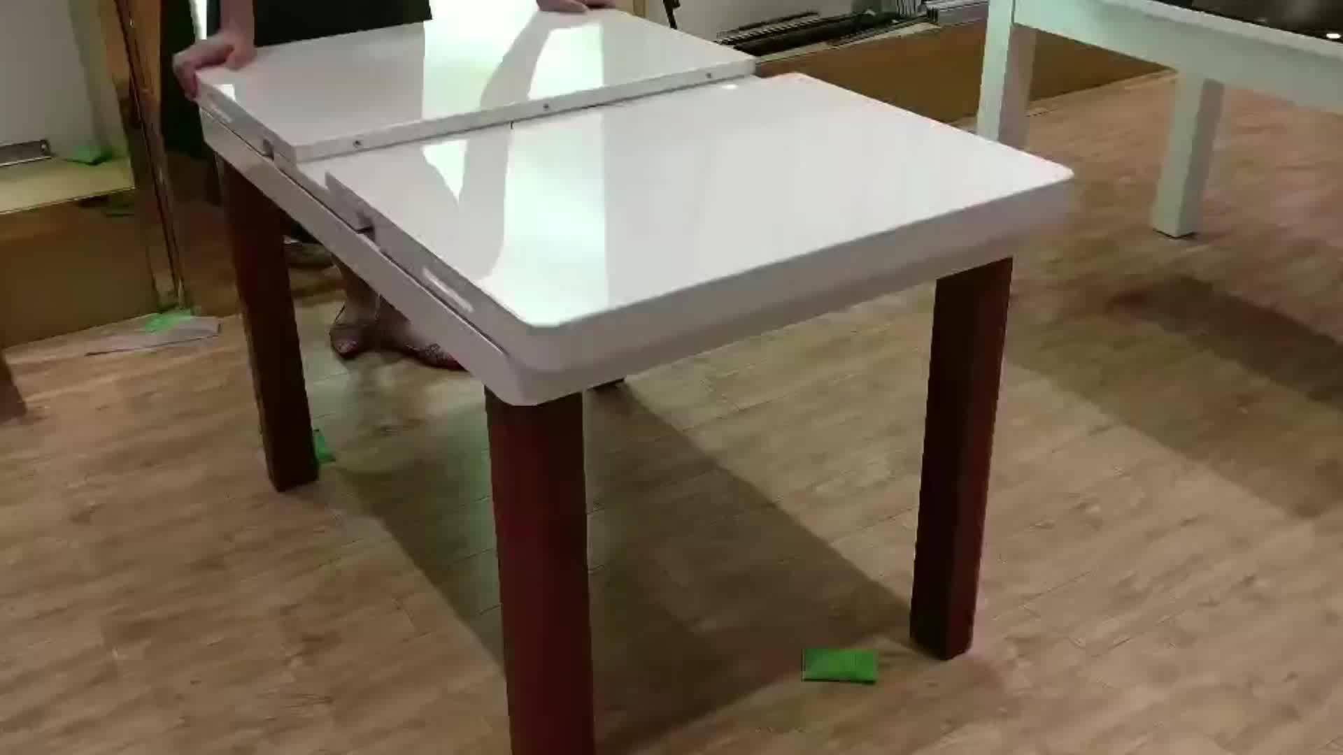 heavy duty automatic lift up transformer coffee table extending mechanism for coffee table
