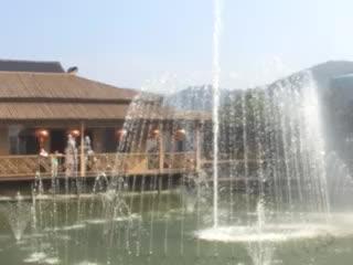 ผู้จัดจำหน่ายจีนบ้านสวนเครื่องประดับน้ำพุกลางแจ้งน้ำพุหัวฉีด