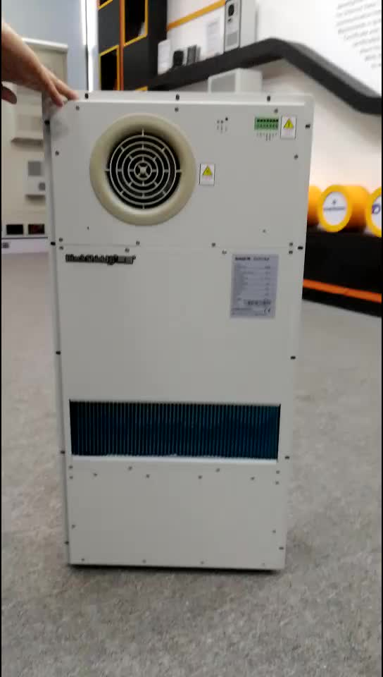 Indirect Free Cooling  150W/K Plate Type Heat Exchangers for Telecom Outdoor Cabinet Cooling