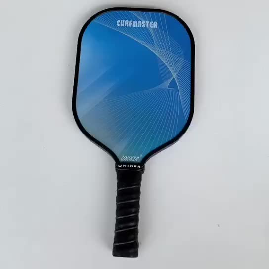outdoor pickleball paddle and graphite paddle