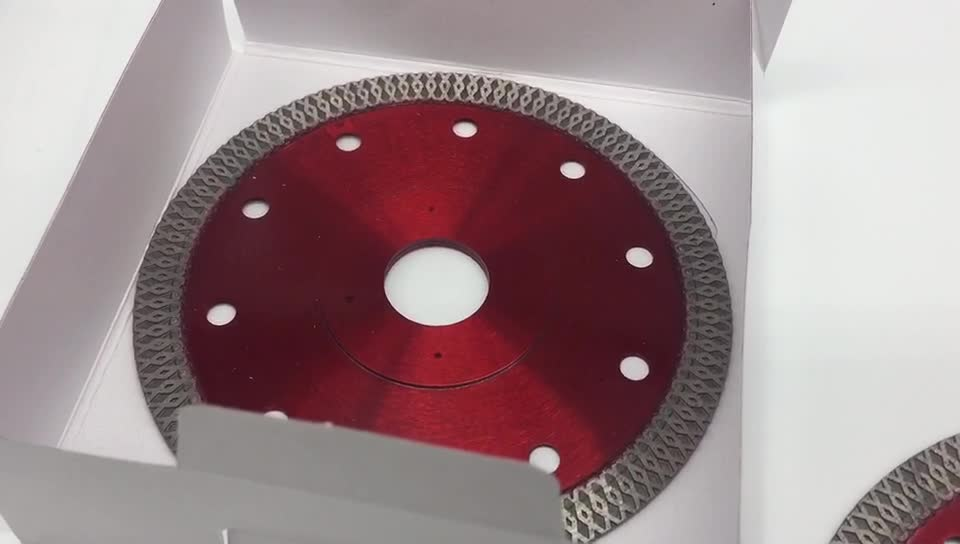 Power Tools Cutting Disc Span Diamond Saw Blade For Granite