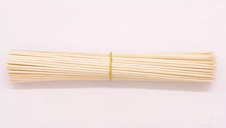 Wholesale Meat Skewer BBQ Grill Bamboo Stick