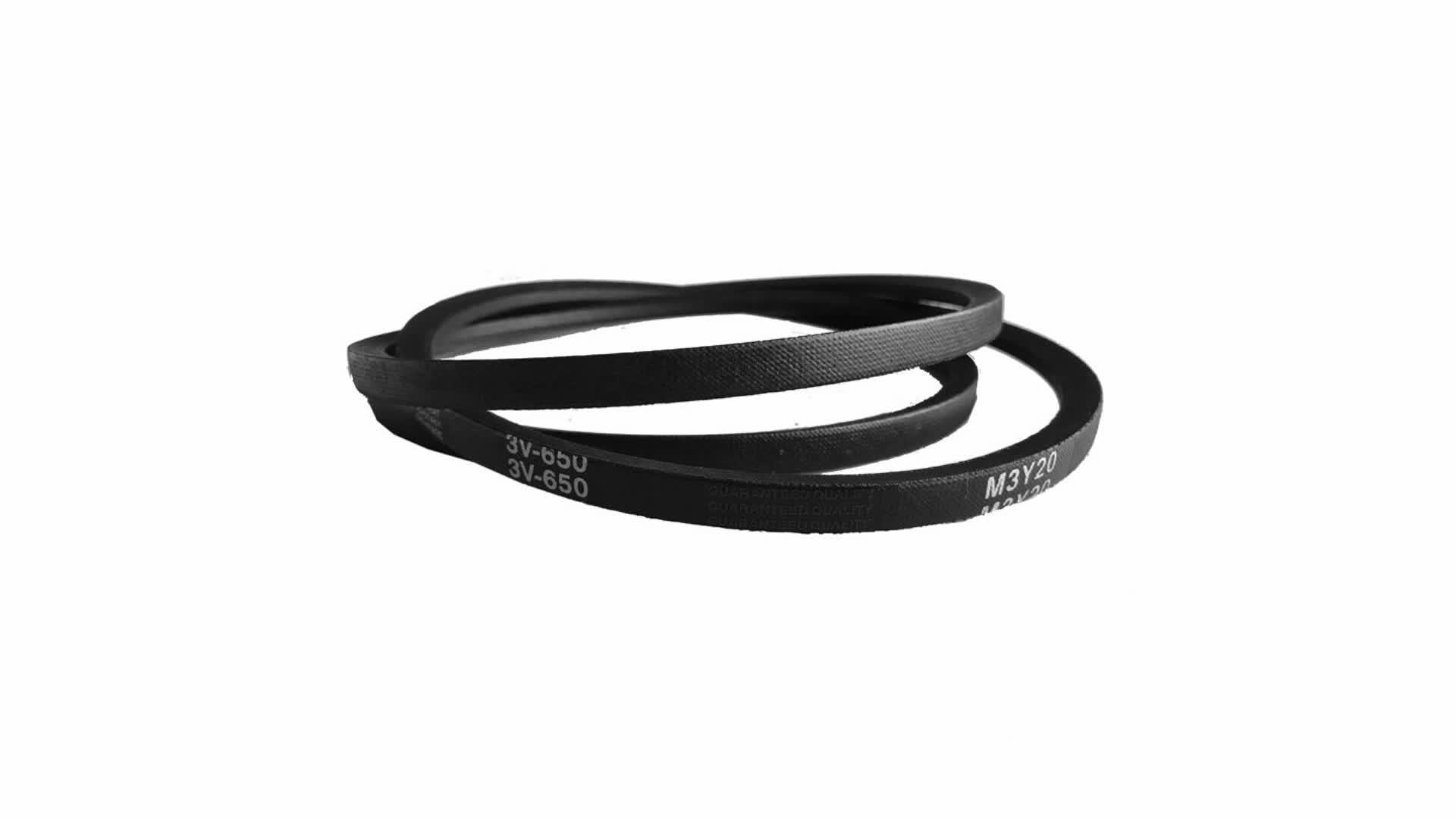 lawn mower wedge standard wrapped rubber V belt