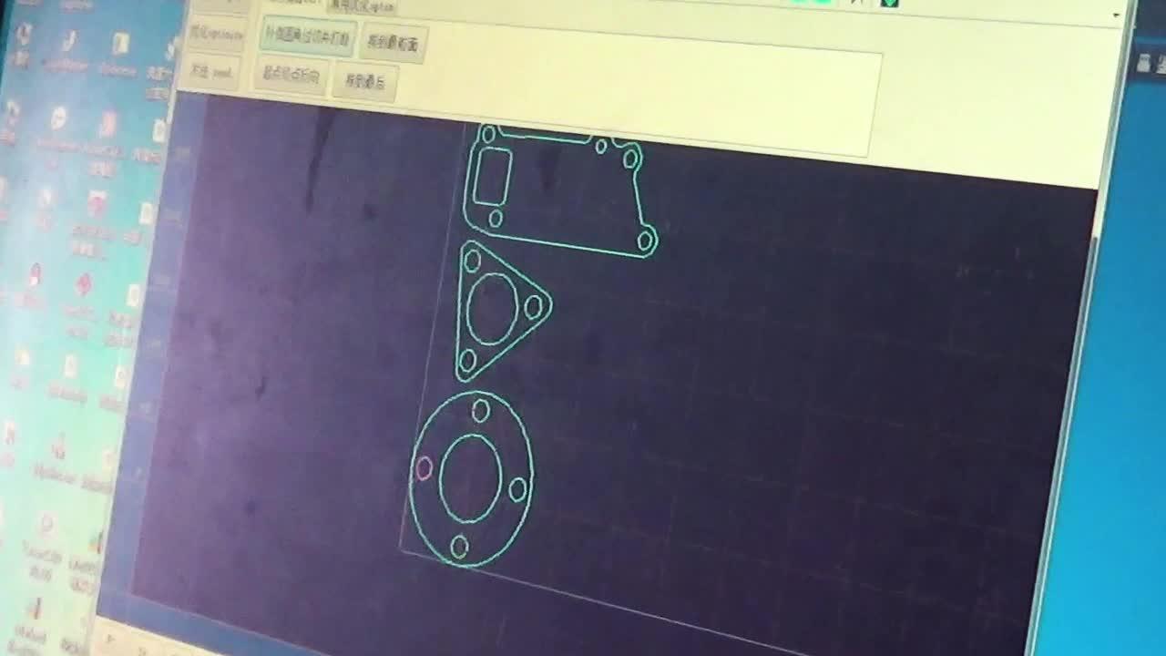 Digital Dieless Cutting Layanan Digital Mesin Pemotong Gasket