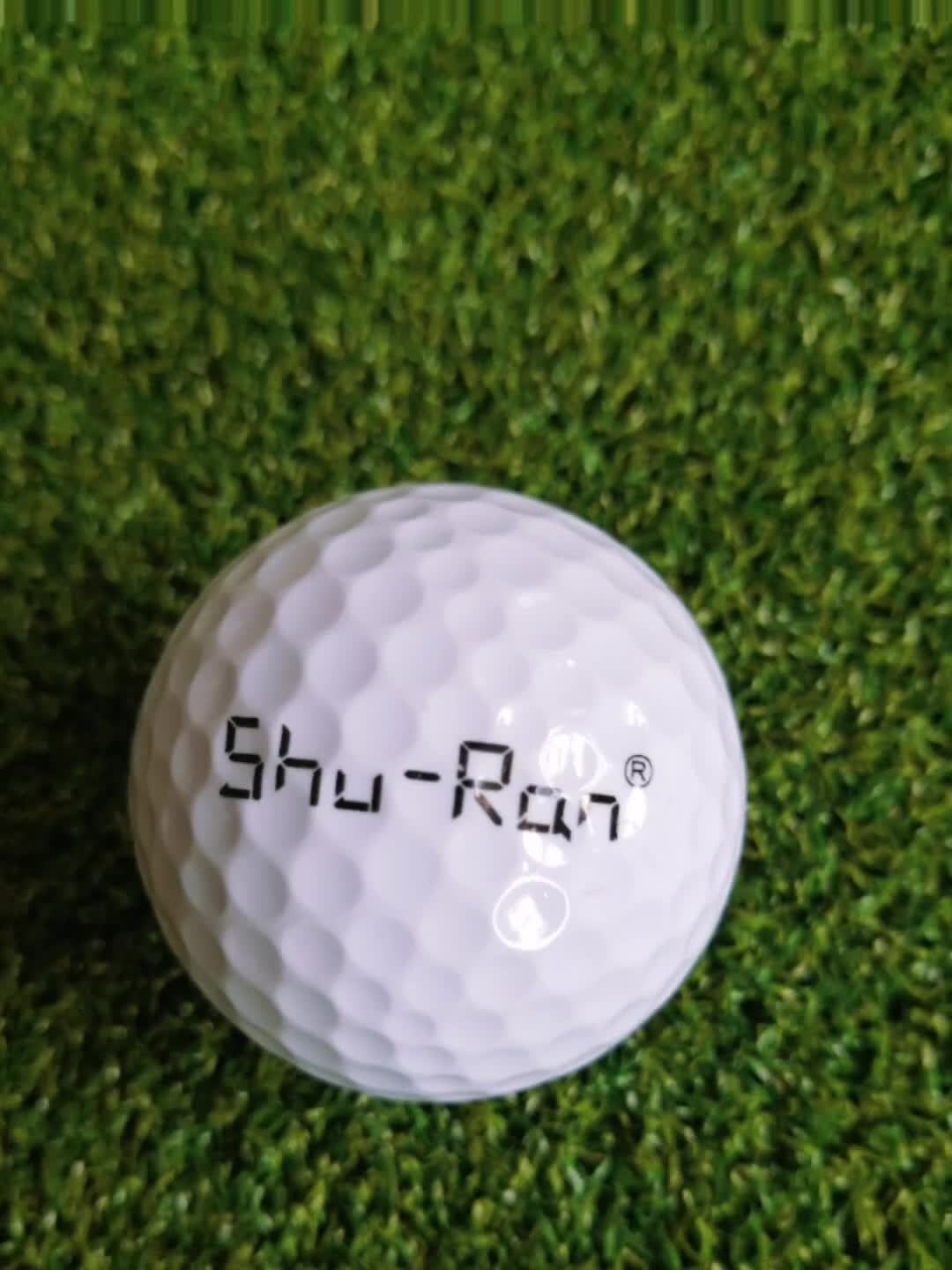 2/3/4 Layer Golf Practice Ball Is Used On The Driving Range