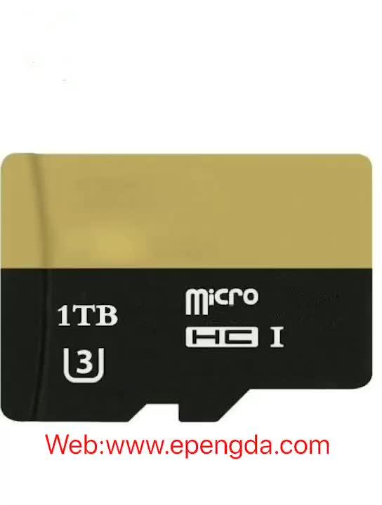 2020 Amazon ที่ดีที่สุดขายอัพเกรด1Tb ไมโคร Sd Card 1 Tb สำหรับ Samsung Evo Class 10พร้อมแพ็คเกจขายปลีกอะแดปเตอร์