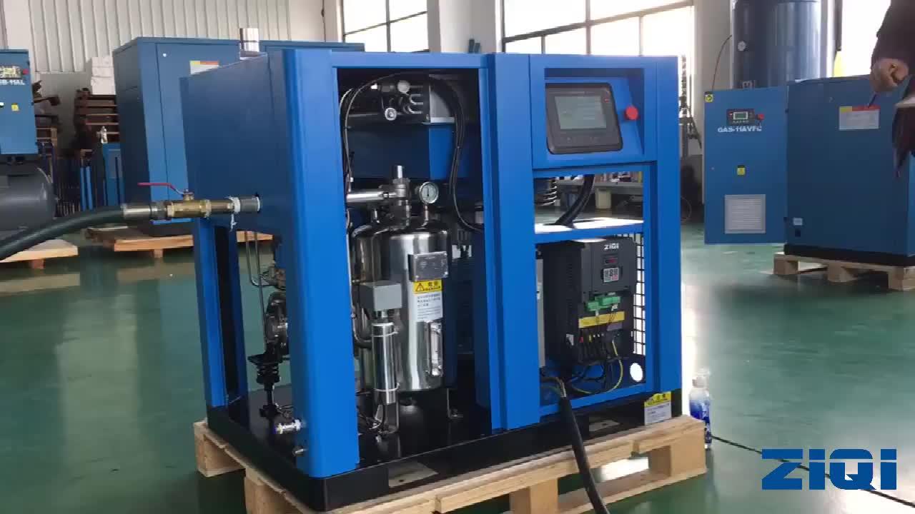 Хорошее качество 3hp моторное масло свободный воздушный компрессор для медицинского вентилятора