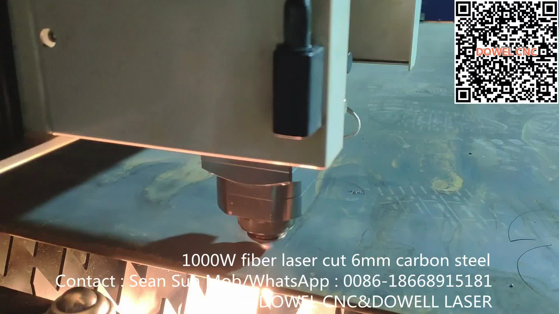 Fiber 3mm thickness metal laser cutting machine for gold and silver