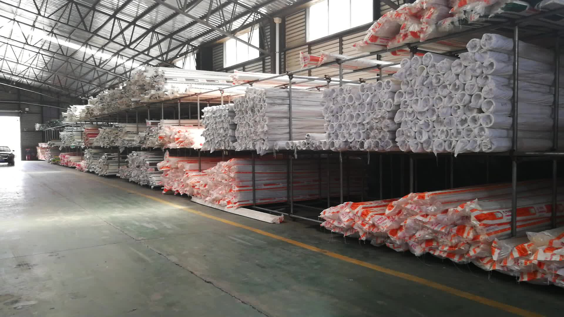 Professional factory Electrical Conduit PVC Pipe Price List