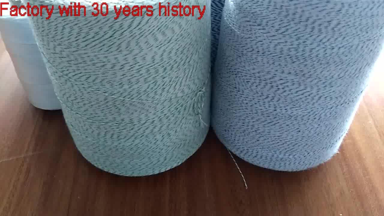 12 S 5 plys 200g Kegel zakkensluitmachines draad naaien katoen als voor draagbare handheld bag closer