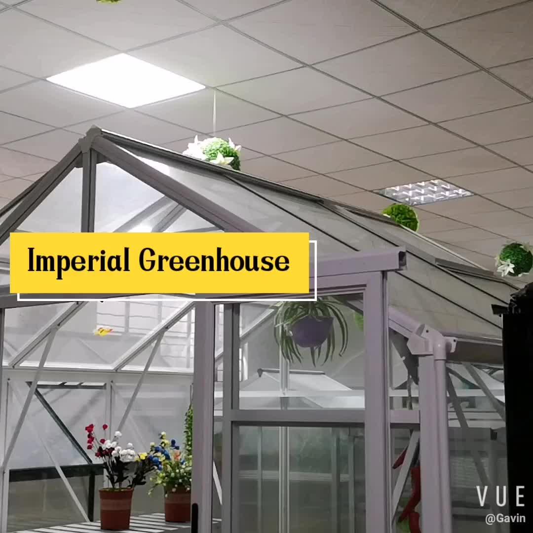 Durable Pflanzen Haus Leicht Assenbled Gewächshaus Kit
