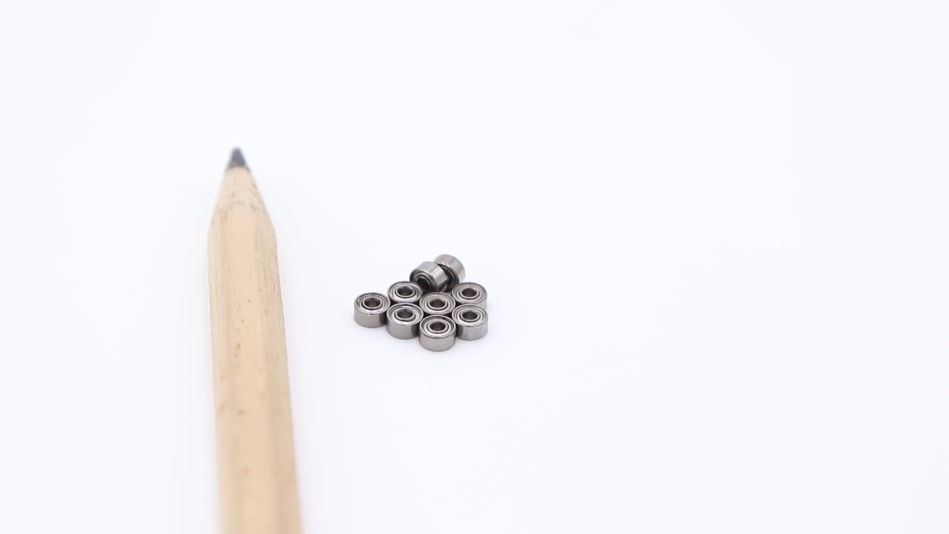 Miniature bearing 681X 681XZZ mini bearing for fingerboard 681X bearing 1.5 x 4 x 2mm