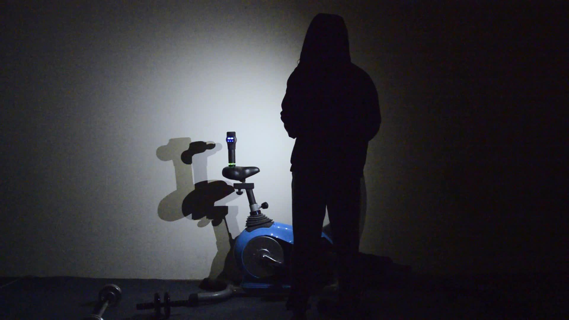Im Lặng Thẳng Cường Điệu Đệm Coolenman Rastu Recovapro Hồ Sơ Dự Thầu Eilison Túi Percusive 1.1Kg Massage Gunage Súng