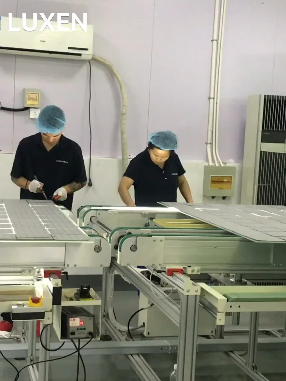 15watt 150w mono 160 watt solar panel