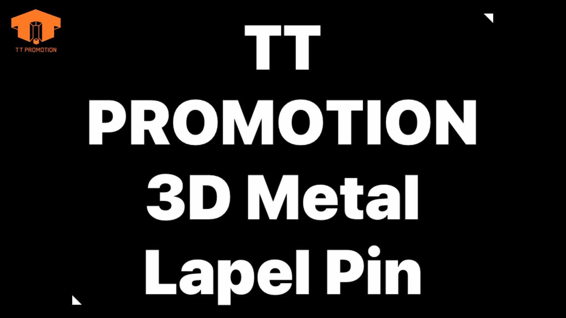 Custom pin round matt gold silver metal badge pewter lapel pins