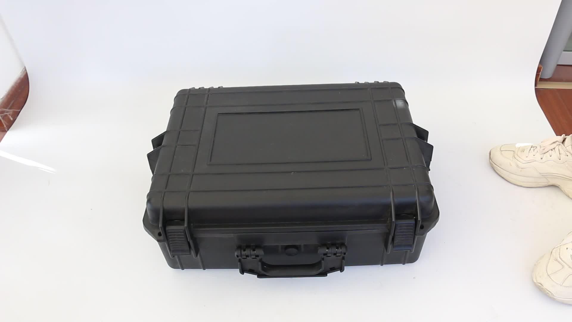 Wasserdichte Kunststoff Werkzeug Box Sicherheit Schutz Ausrüstung Fall IP67 Kunststoff Lagerung Box