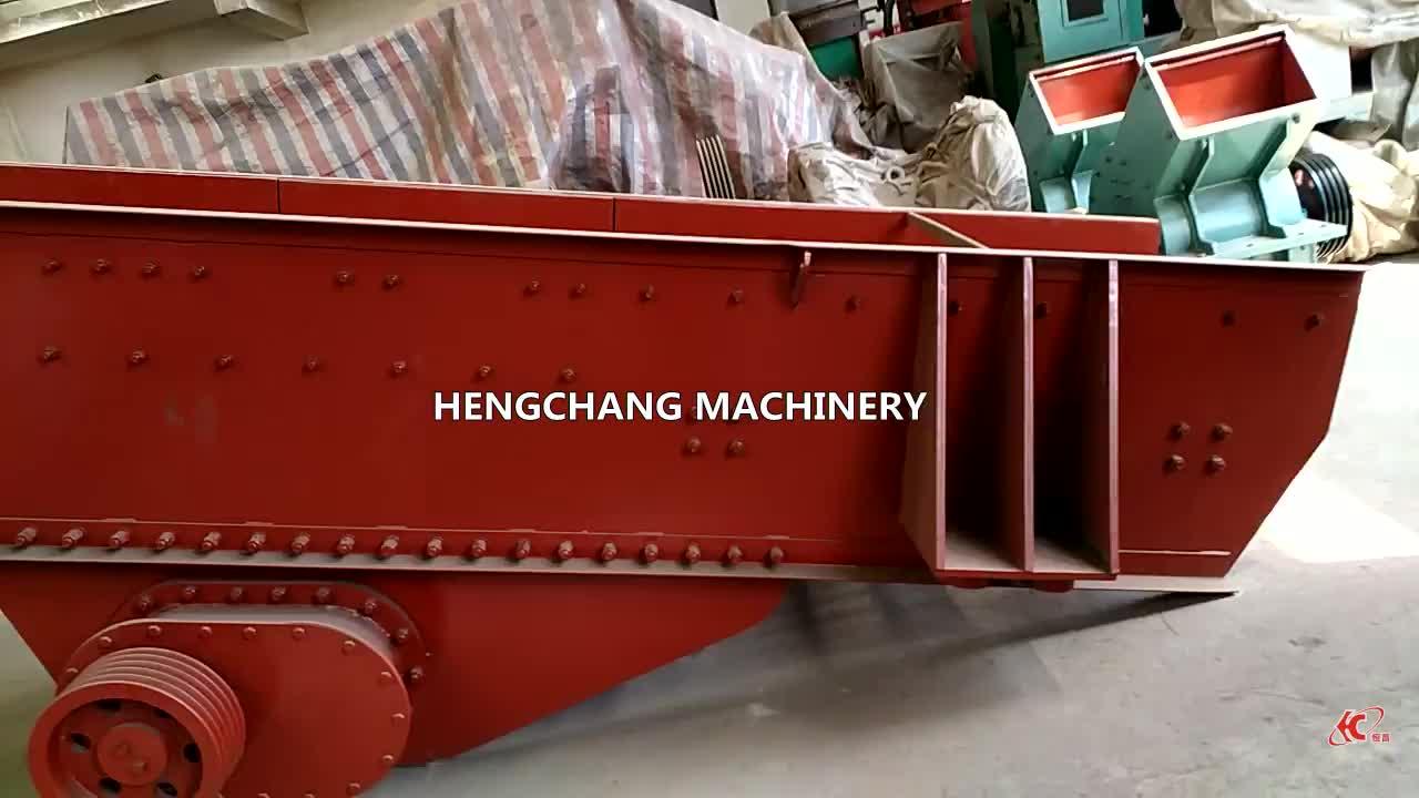 Fabrik lieferant basalt stein quarz fütterung maschine