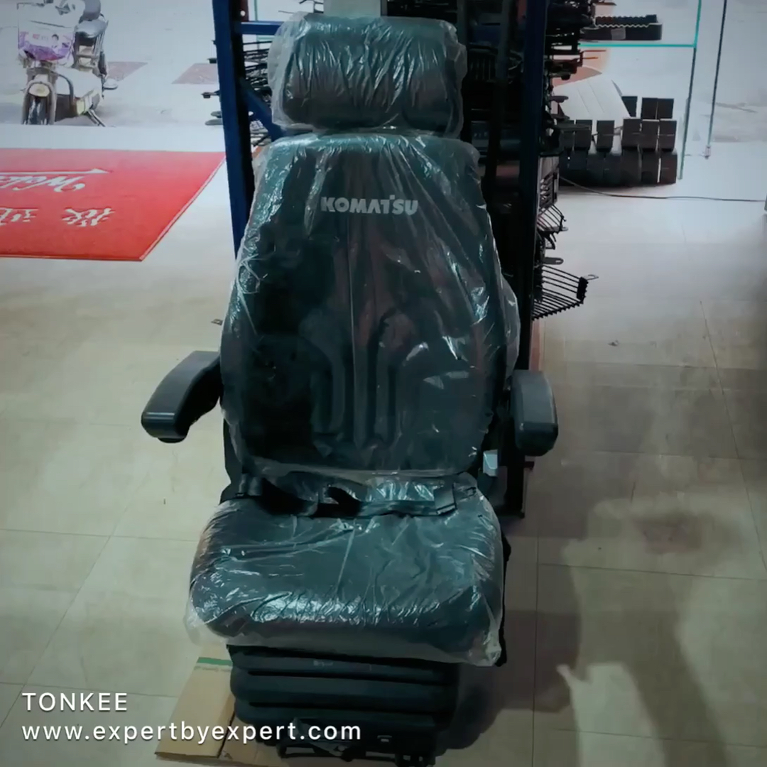 New Seat Genuine Chair applied to PC excavator