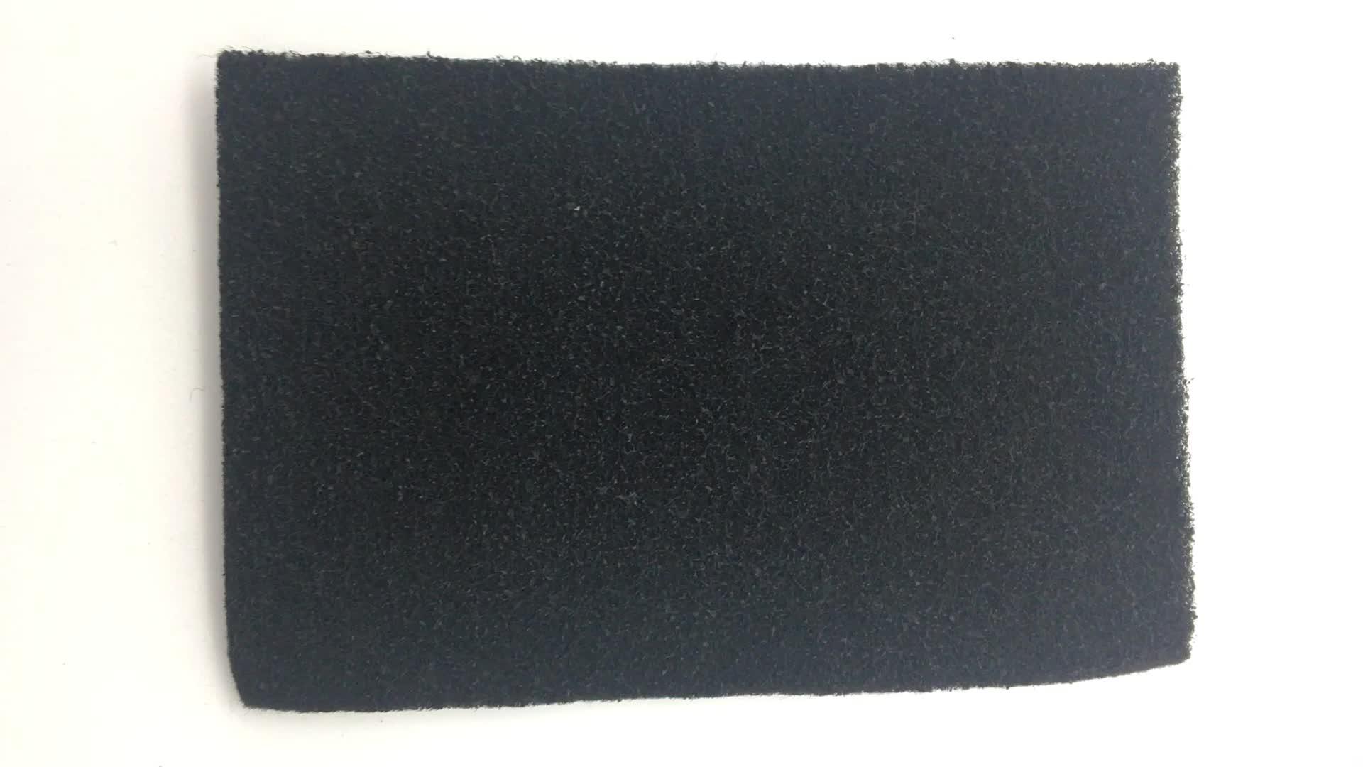 carbon air filter sheet for air filtration