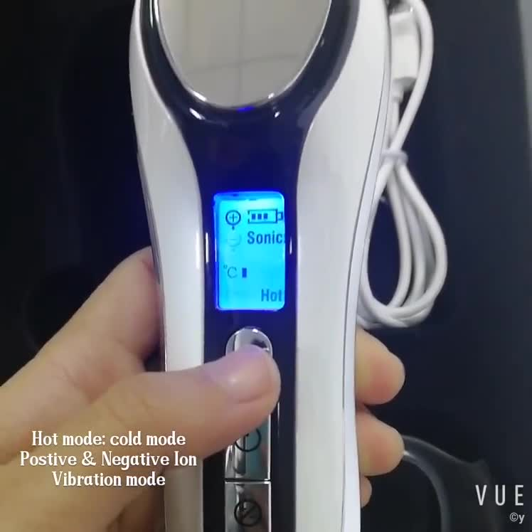 Best Selling Products 2019 In USA Beauty Skin Care Handheld Multifunctional Beauty Massager