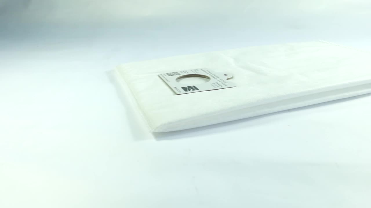 JS-Y106 nonwoven dust bag for kenmore Q/C canister vacuum bag
