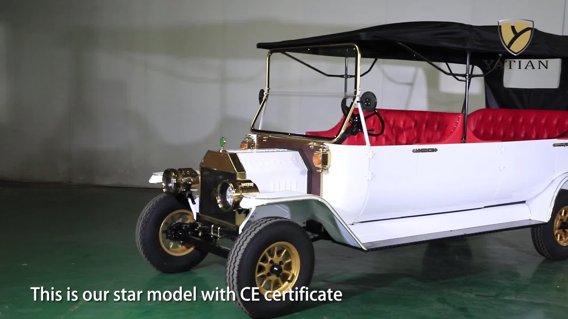 Çin fabrika doğrudan satış kişisel araç elektrikli otomatik cabrio araba